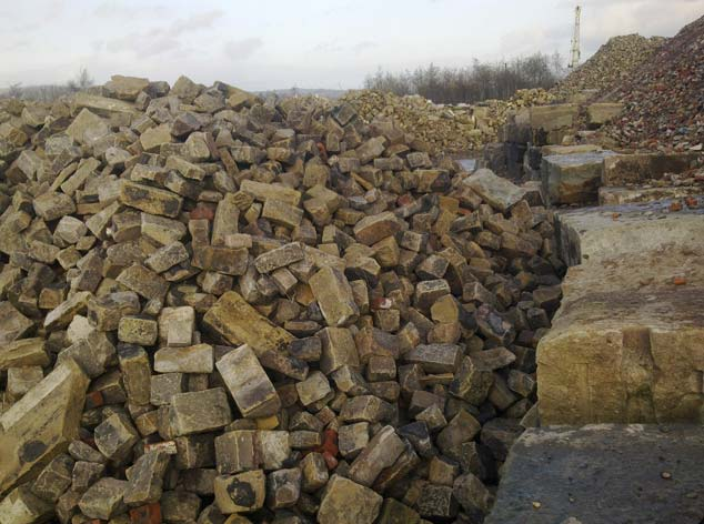 Building Stone Producers Association : Building stone walling reclaimed supplies