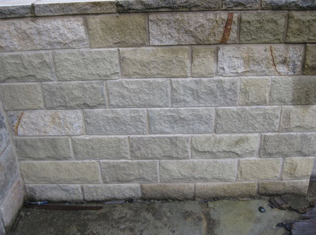 Natural Stone, Coursed Stone Walling