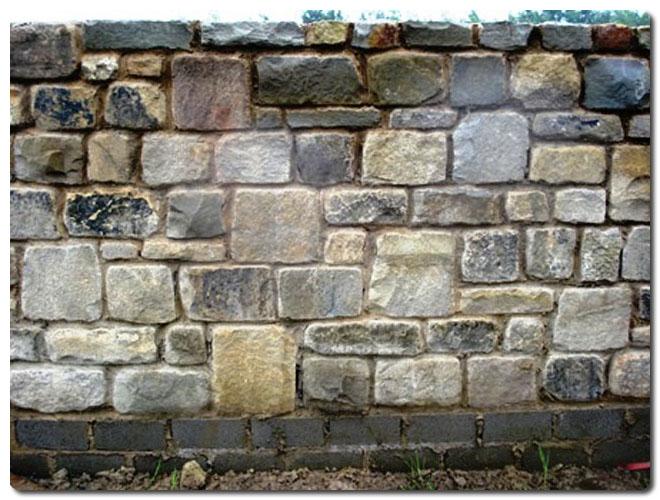 walling stone