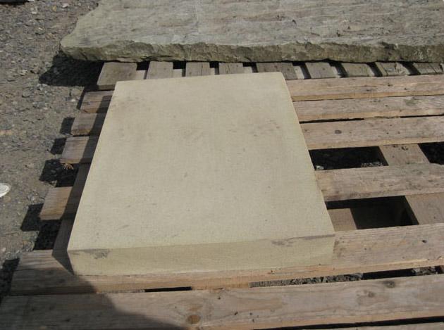 Flat Stone Coping