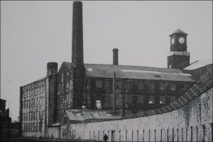 Clock Tower Mill Burnley