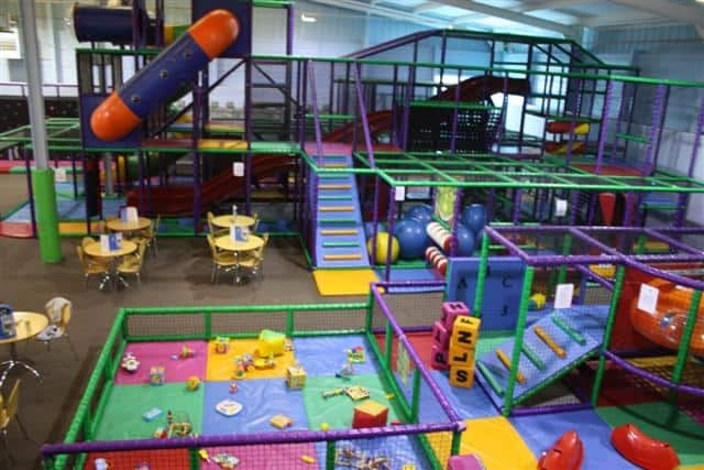 childrens play centre