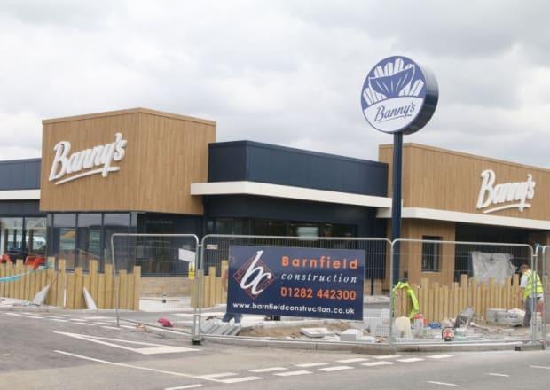 Banny's Burnley