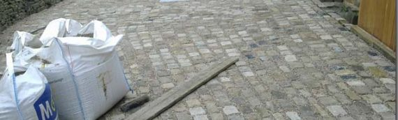 Using Cobbles for Decoration