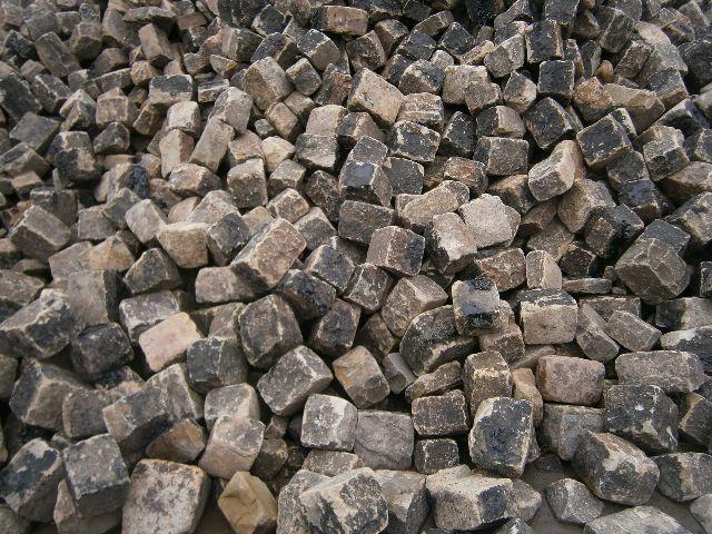 gritstone cobbles
